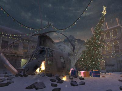 COD4 Winter Crash, Crash « Modern Toil